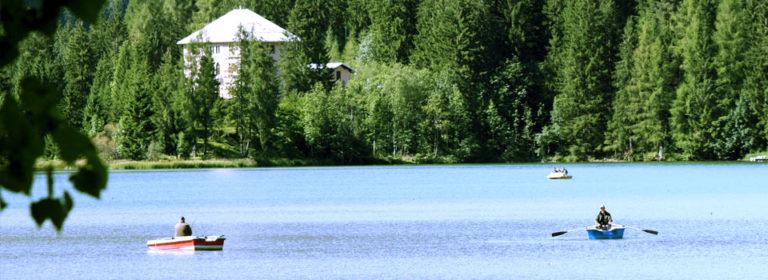 Il Lago di Alleghe